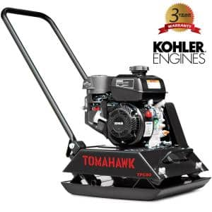 Vibratory Plate Compactor for Soil Compaction with Kohler Engine and 3 Year Warranty