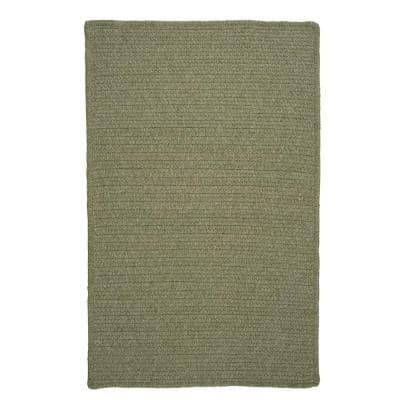Wilshire Palm 5 ft. x 7 ft. Rectangle Braided Area Rug