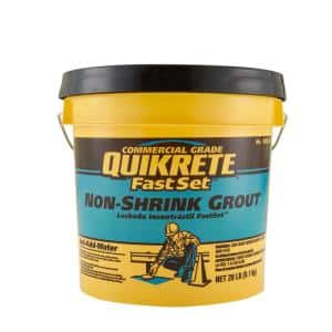 20 lb. FastSet Non-Shrink Grout