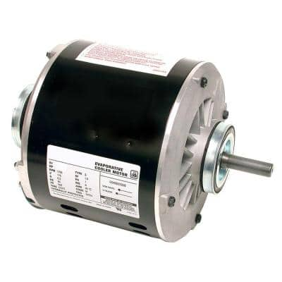 1-Speed 1/3 HP Evaporative Cooler Motor