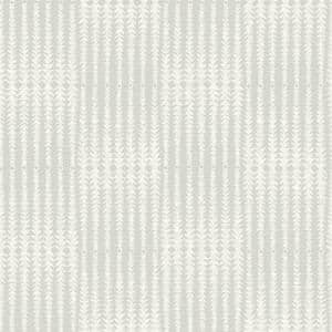 Vantage Point Grey Paper Peel & Stick Repositionable Wallpaper Roll (Covers 34 Sq. Ft.)