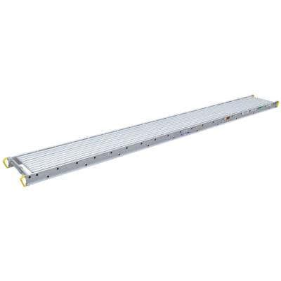 28 in. x 20 ft. Stage with 750 lb. Load Capacity