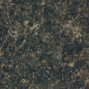 5 ft. x 12 ft. Laminate Sheet in Labrador Granite with Premiumfx Etchings Finish