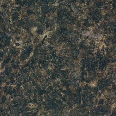 5 in. x 7 in. Laminate Sheet Sample in Labrador Granite with Premiumfx Etchings Finish
