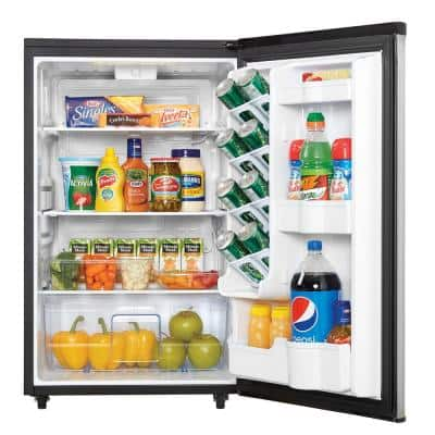 4.4 cu. ft. Outdoor Refrigerator in Stainless Steel
