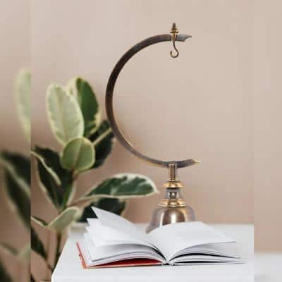 Divya Bronze Stand For Eye of Time Library