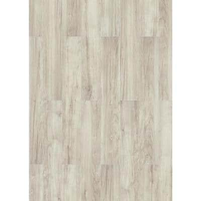 Lakeshore Pecan Stone 7mm Thick x 7-2/3 in. Wide x 50-5/8 in. Length Laminate Flooring (24.17 sq. ft. / case)