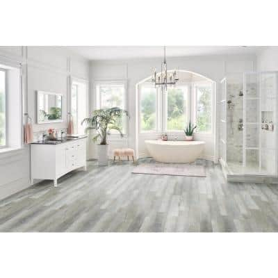 Winding Brook 5.98 in. W x 36.02 in. L Rigid Core Click Lock Luxury Vinyl Plank Flooring (23.95 sq. ft./case)