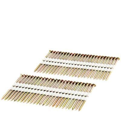 2-3/8 in. x 0.113 in. 21-Degree Plastic Collated Galvanized Ring Shank Framing Nails (2000-Count)