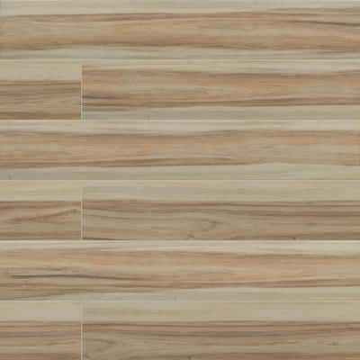 Ansley Cafe 9 in. x 38 in. Matte Ceramic Floor and Wall Tile (24 Cases/354.24 sq. ft./Pallet)