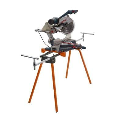Steel Folding Portable Miter Saw Stand