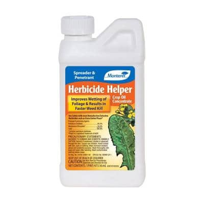 Herbicide Helper 16 oz. Concentrate Spreader/Penetrant for Use with Other Herbicides