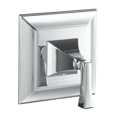 Memoirs 1-Handle Thermostatic Valve Trim Kit in Polished Chrome (Valve Not Included)