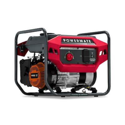 PM2000Running-Watt 1,400-Watt Manual-Start Gasoline-Powered Portable Generator, 49 ST/CSA