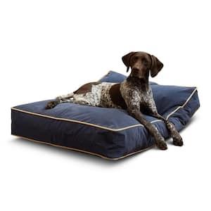 Buster Medium Denim Dog Bed