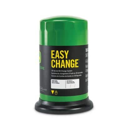 30-Second Oil Change System: Filter with Oil
