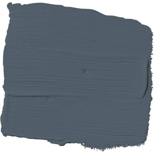 Reviews For Glidden Premium 1 Gal Ppg1040 7 Goblin Satin Interior Latex Paint Ppg1040 7p 01sa The Home Depot