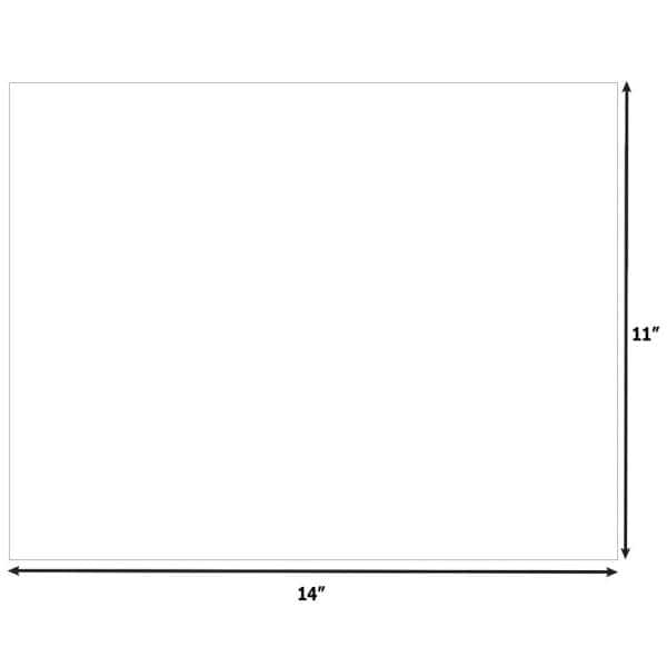 Poster Board 10 Colors Assorted 50 Sheets A3 Size 11.716.5 Children School DIY Crafts