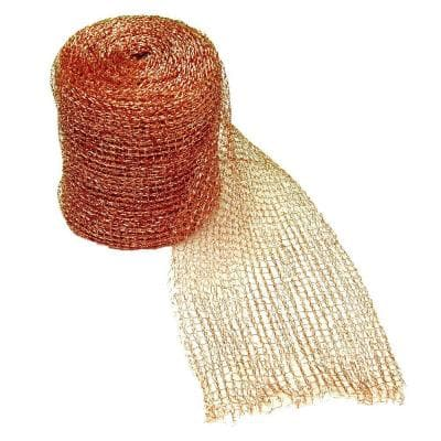 Copper Mesh 100 ft. Roll for Rodent and Bird Control