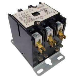 3-Phases 40 Amp 120-Volt Coil 600-Volt Max Definite Purpose Contactor