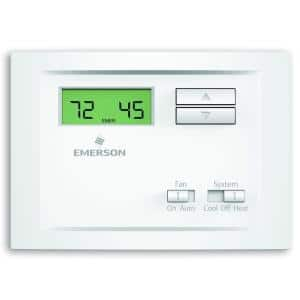 Single Stage Non-Programmable Thermostat