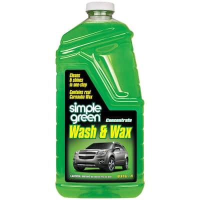 67 oz. Car Wash and Wax