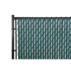 M-D 5 ft. Privacy Fence Slat Green
