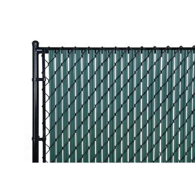 M-D 6 ft. Privacy Fence Slat Green