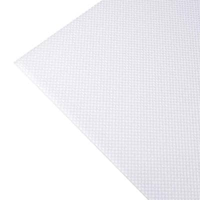 Acrylic Micro Prism Frost 2 ft. x 4 ft. Lay-in Ceiling Light Panel