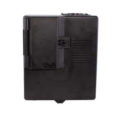 PowerMark Plus 125 Amp 4-Space 8-Circuit Outdoor Main Lug Non-Metallic Circuit Breaker Panel