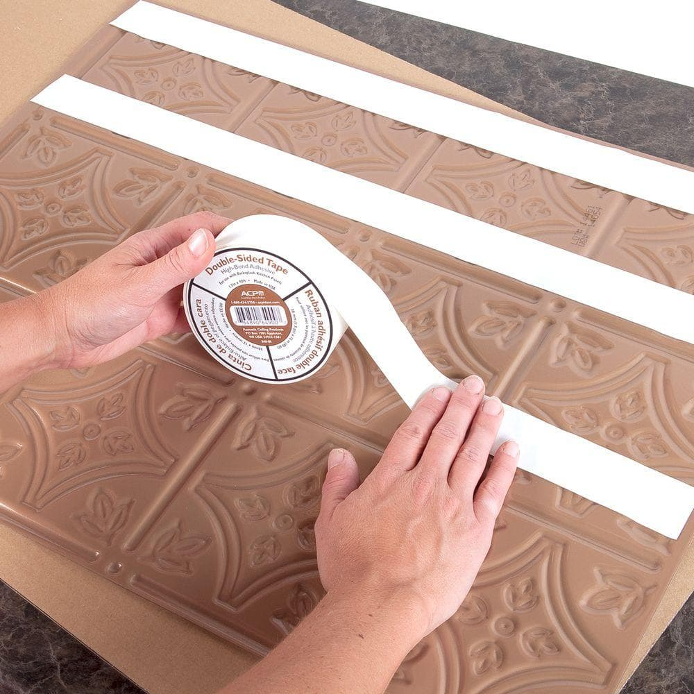 Fasade Double Sided Tile Decorative Wall Tile Adhesive Tape