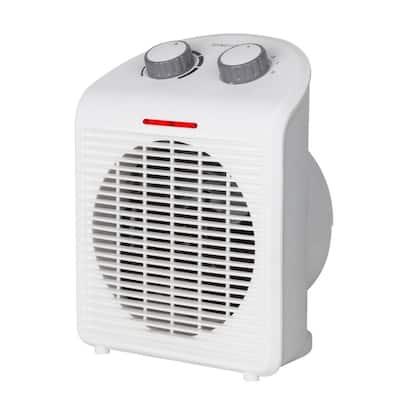 Portable 5,120 BTU Forced Air Fan Heater Electric Furnace