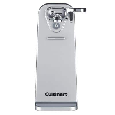 Deluxe Electric Can Opener in Chrome