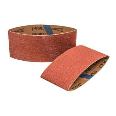 Cool Cut XX 5 in. x 15.5 in. L x 3.5 in. W GR60 Cloth Drum Belts (Pack of 5)