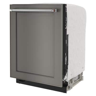 24 in. Panel Ready Built-In Tall Tub Dishwasher with Stainless Steel Tub