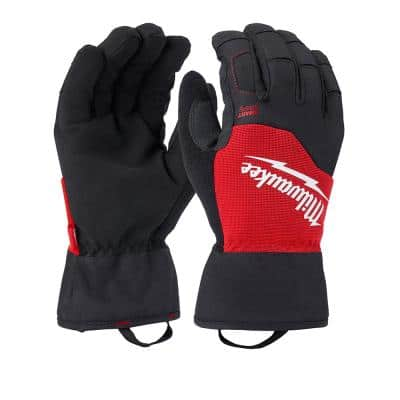 X-Large Winter Performance Work Gloves