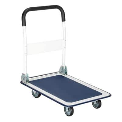 330 lbs. Capacity Platform Truck Handy Cart