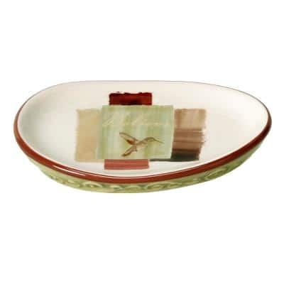 Stone Soap Dishes Bathroom Decor The Home Depot