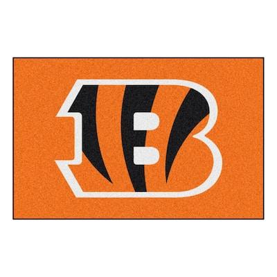 NFL - Cincinnati Bengals Rug - 19in. x 30in.