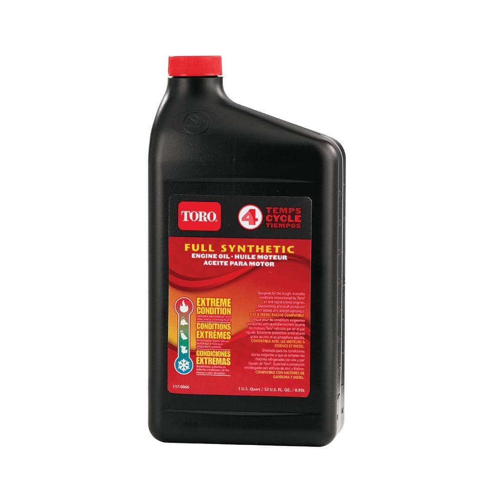 Toro 32 oz. 4-Cycle Full Synthetic Engine Oil