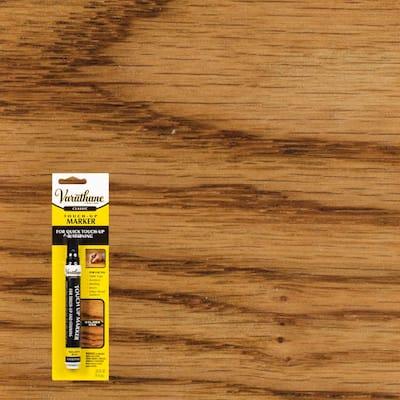 .33 oz. Golden Oak Wood Stain Furniture & Floor Touch-Up Marker (8-Pack)
