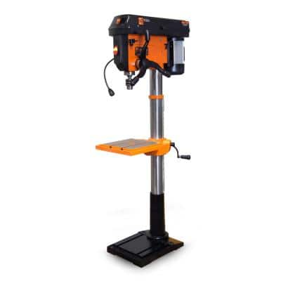 13 Amp 17 in. 12-Speed Floor Standing Drill Press