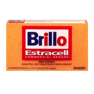 Estracell Commercial Medium Sponge (Case of 12)