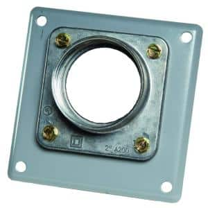 2-1/2 in. Hub for Devices with  A-L Openings