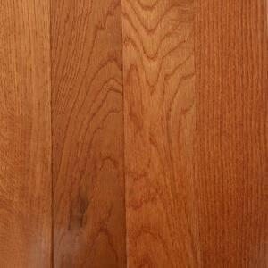 American Originals Copper Dark Oak 3/4 in. T x 3-1/4 in. W x Varying L Solid Hardwood Flooring (22 sq. ft. /case)