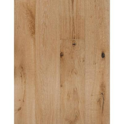 Euro White Oak Morocco 5/8 in. T x 7.5 in. W x Varying Length Engineered Hardwood Flooring (23.31 sq. ft./case)