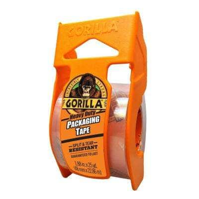 1.88 in. x 25 yds. Packaging Tape Clear