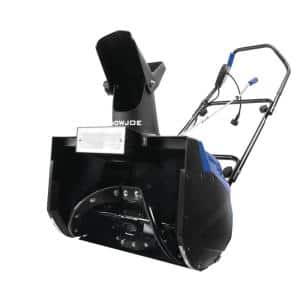 Ultra 18 in. 13.5 Amp Electric Snow Blower with Light