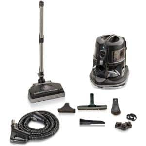 Reconditioned Genuine 2 Speed E2 Black Canister Vacuum Cleaner 5-Year Warranty