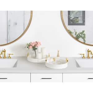 Lipton White Decorative Tray